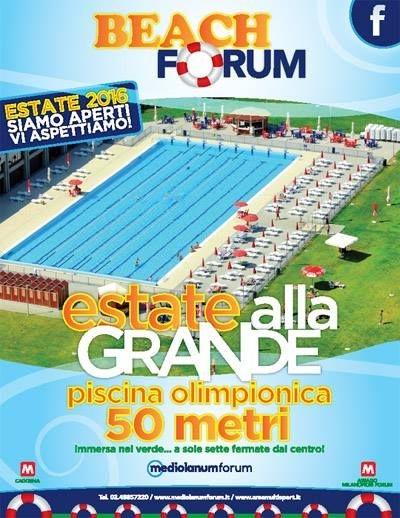Beach forum - Dimensioni piscina olimpionica ...
